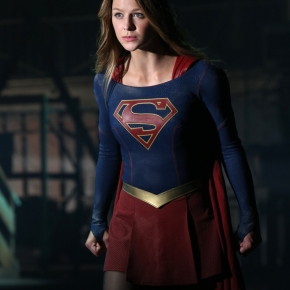 "Joe reviews: ""Supergirl: The Complete First Season"""