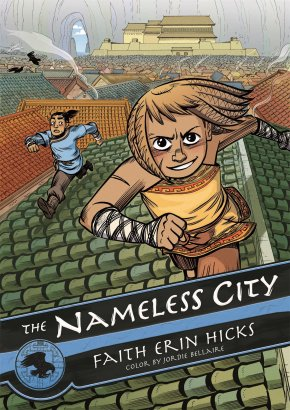 "Comics you should be reading:"" The Nameless City"""