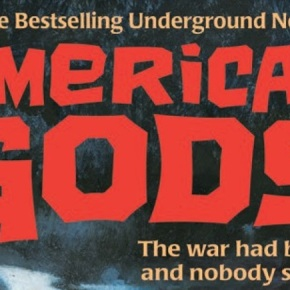 WERD/ART – American GodsPaperback