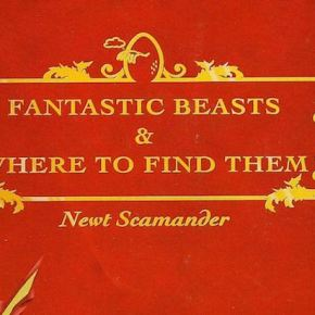 "WERD/ART – ""Fantastic Beasts and Where to Find Them"" SDCC Poster"