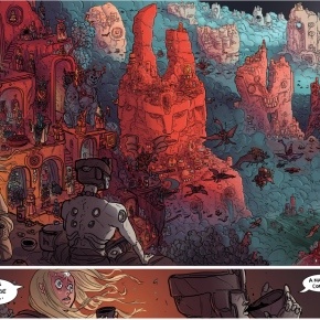 "Comics you should be reading: ""Kill Six Billion Demons"""