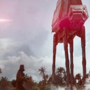 """WERD/ART – """"Rogue One: A Star Wars Story""""Poster"""