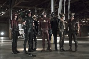 """Blimey! """"Arrow – The Complete Fourth Season"""" releases September5th!"""