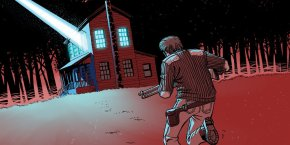 "Comics you should be reading: ""Trespasser"""