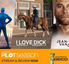 Rob Reviews – Amazon Pilot Season