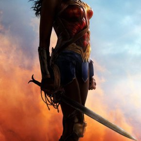 "WERD/ART – ""Wonder Woman"" Poster"