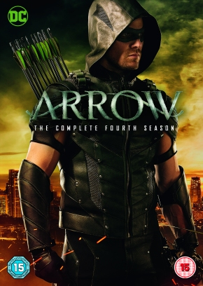 "Joe Reviews : ""Arrow – Season 4"""