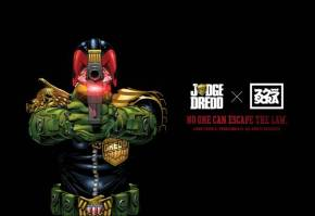 Martial arts practitioners in need of Dredd? Well Scramble has youcovered!