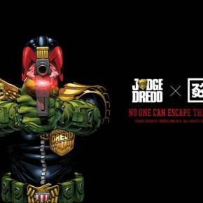 Martial arts practitioners in need of Dredd? Well Scramble has you covered!