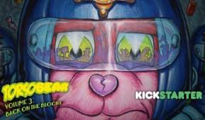 "Kickstarters, Fluffy Noir & Indie Comics – Interview with creator of ""Torsobear"", BrettUren."