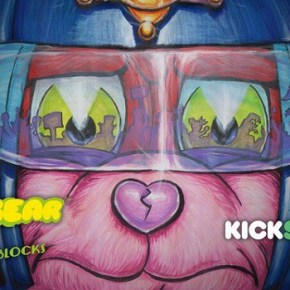 "Kickstarters, Fluffy Noir & Indie Comics – Interview with creator of ""Torsobear"", Brett Uren."