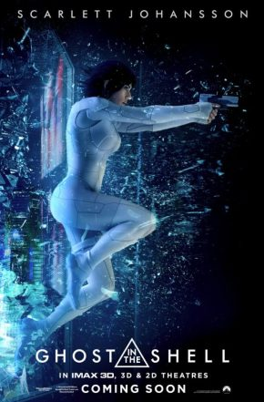 Ghost in the Shell (2017) –Review